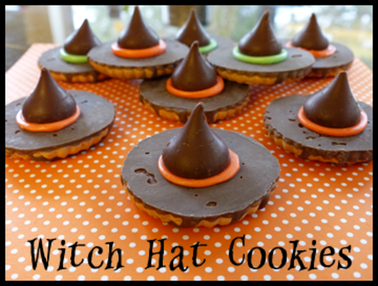 witch-hat-cookies