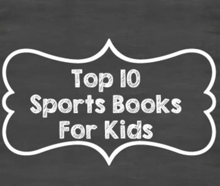 sports books for youth