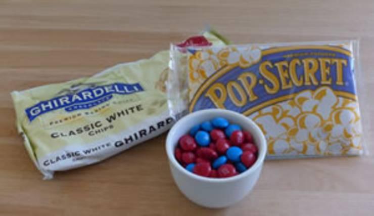 popcorn party snack