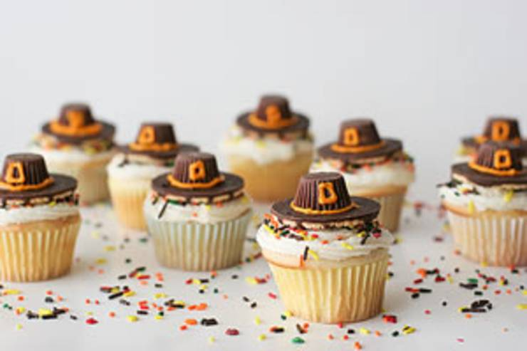 best thanksgiving cupcake dessert ideas