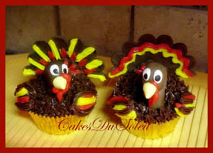 childrens thanksgiving party treats