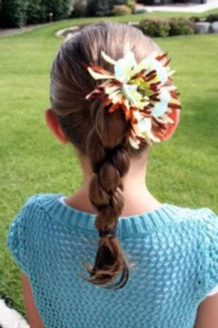 Incredible Easy Hairstyles For Toddlers Cute Hairstyles For Little Girls Hairstyles For Women Draintrainus