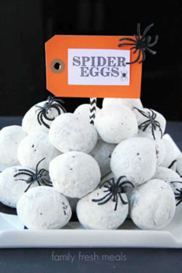 fun kids halloween party foods