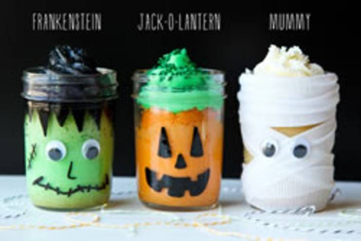 halloween party food for children