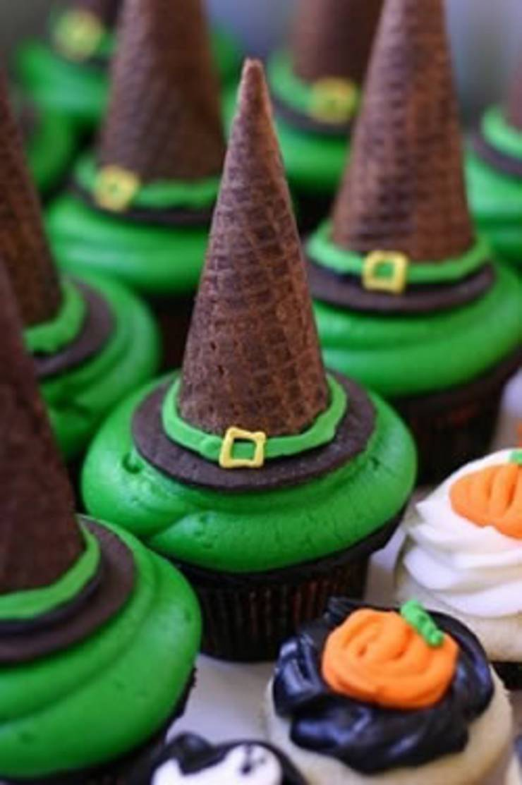 halloween kids party food
