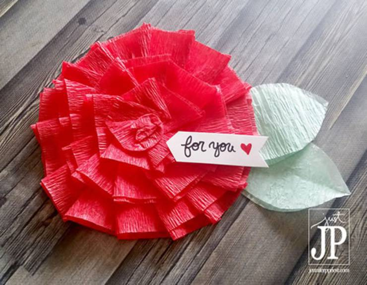 How To Make Crepe Paper