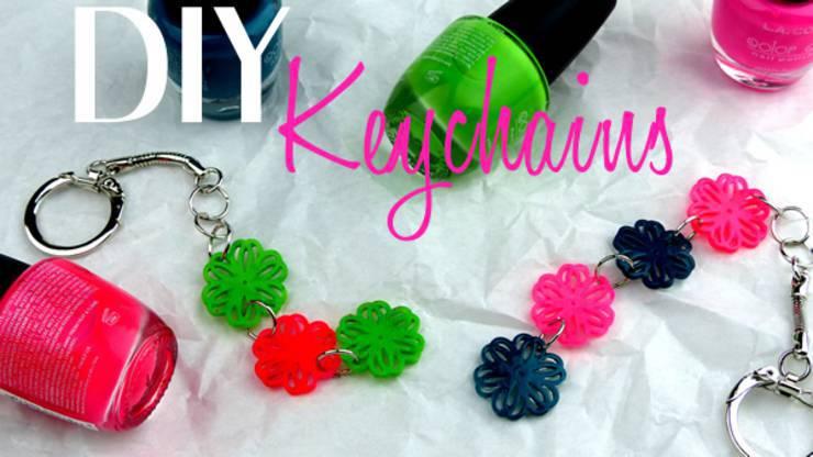 diy keychains