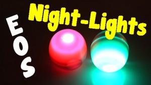 DIY EOS Night Lights_Room Decor DIY