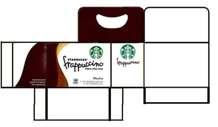 image relating to Starbucks Printable Application identify 5 Do-it-yourself Lip Balm Strategies Miniature Starbucks, Coca Cola, Pizza