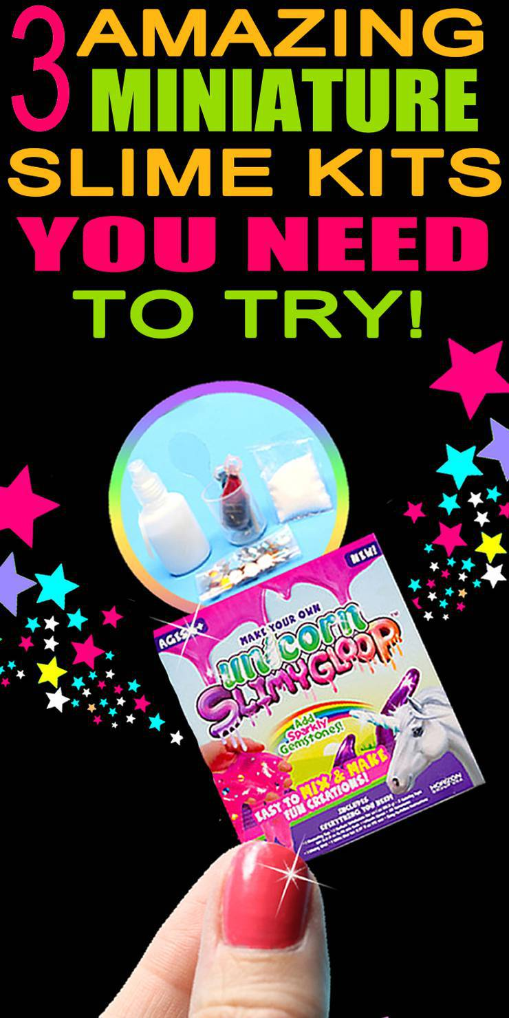 DIY_Miniature_Slime_Kits