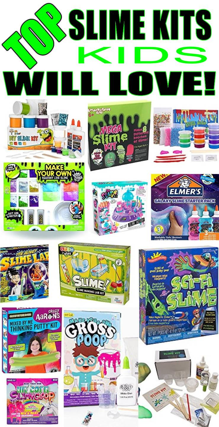 Slime Kits Kids Will Love