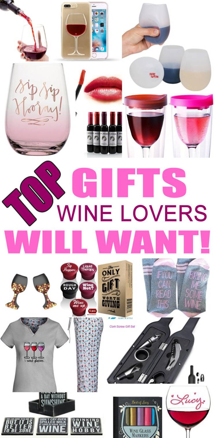 Best Wine Gifts For Wine Lovers