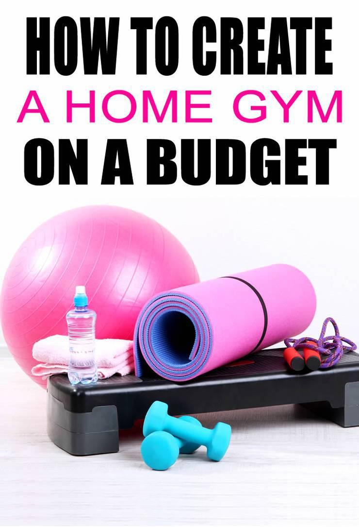 Budget Friendly Home Gym Essentials - How To Create A Home Gym On A Budget
