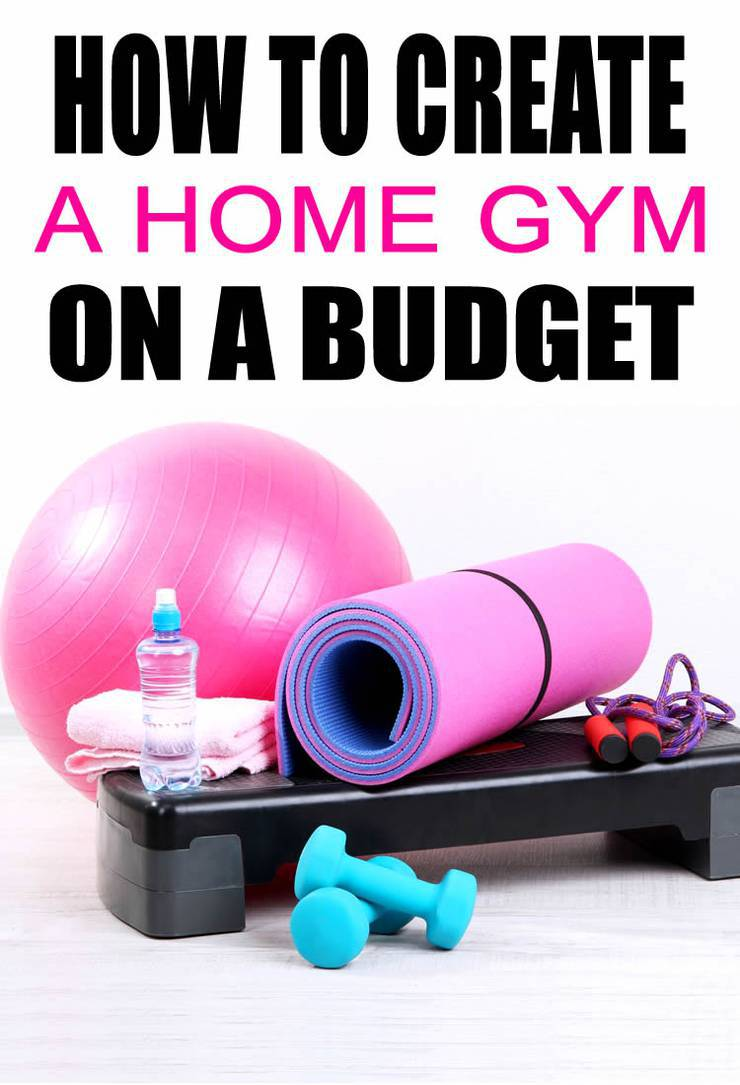 home gym on a budget- Budget Friendly Home Gym Essentials - How To Create A Home Gym On A Budget