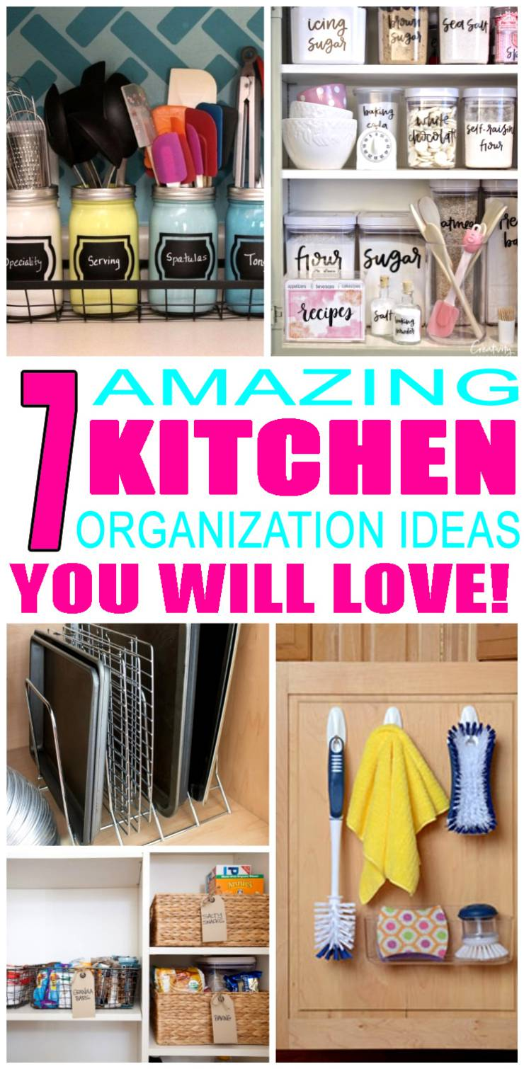 Kitchen-Organization-Ideas