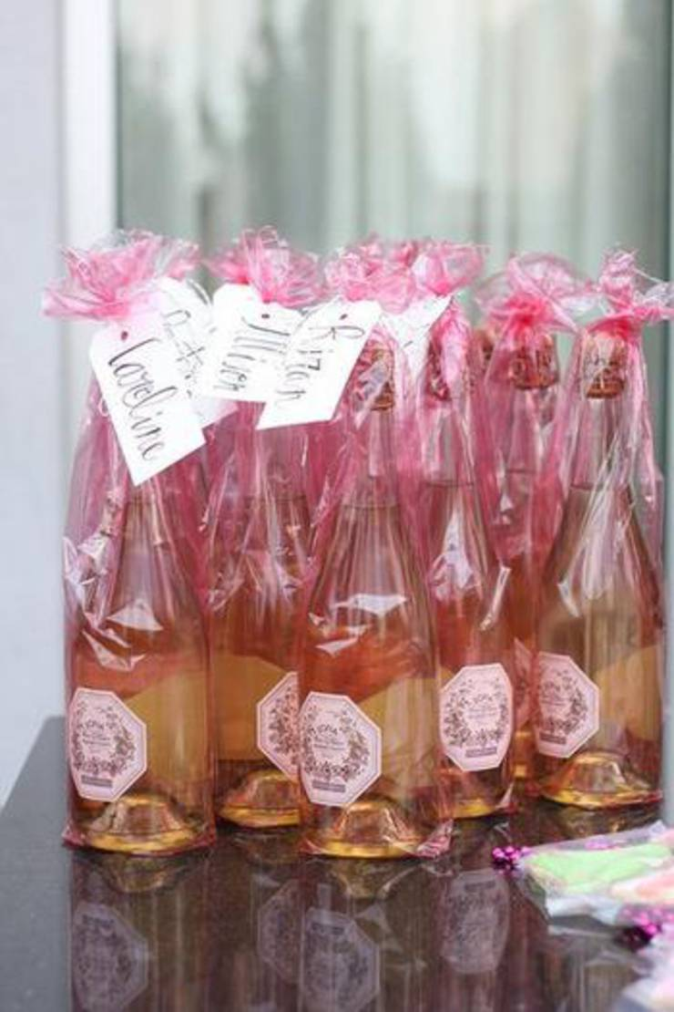Bachelorette Wine Party Favors