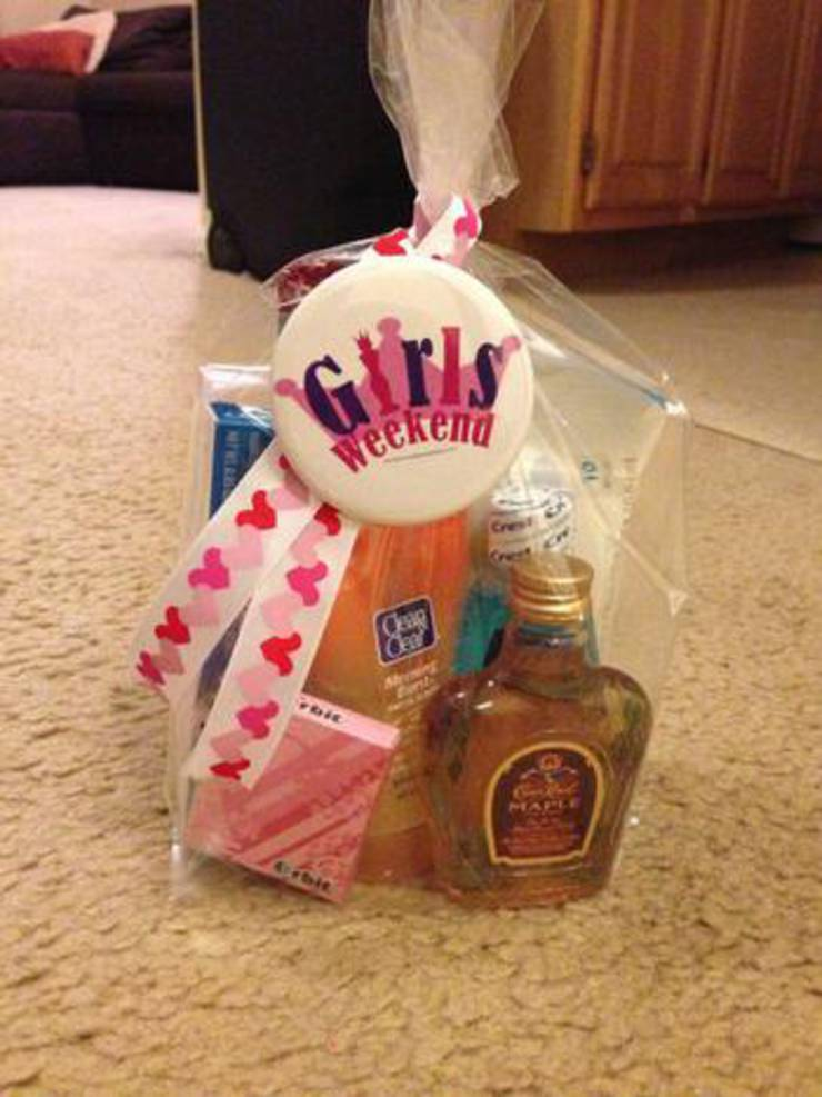 Girls Weekend Favor Bag