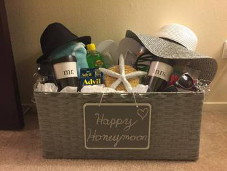 Bridal Shower Gift Baskets