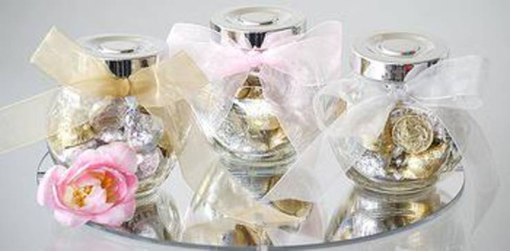Hershey Kiss Wedding Party Favor Ideas