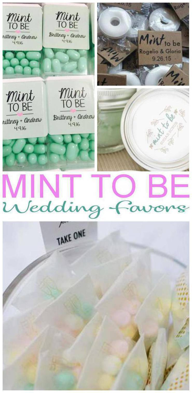 mint-to-be-wedding-favors