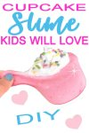 DIY Cupcake Slime | No Borax, No Detergent, No Liquid Starch | How To Make Slime