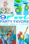 9 Completely Awesome Pool Party Favor Ideas