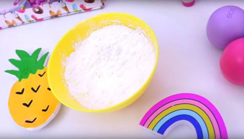 DIY 2 Ingredient Slime Recipe | How To Make Homemade No ...