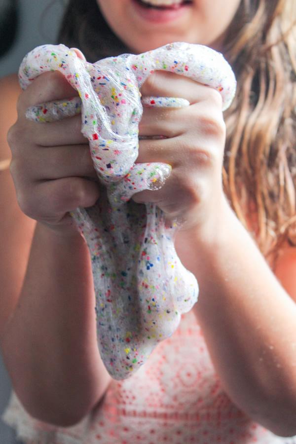 How To Make Crayola Slime