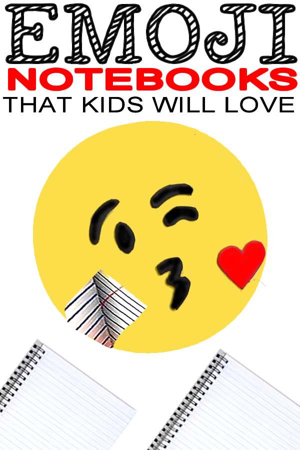DIY Emoji Notebooks_School Supplies