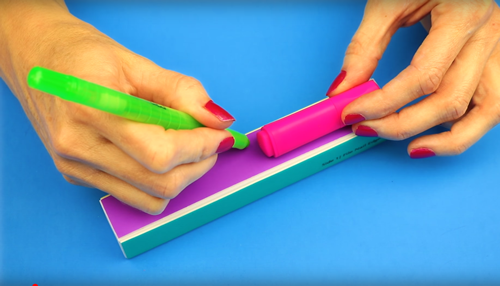 what to do with highlighter pens