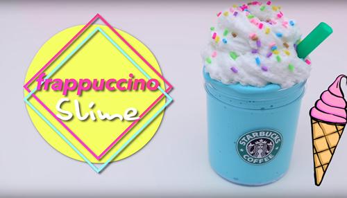 DIY Slime_Starbucks Frap Slime (295)