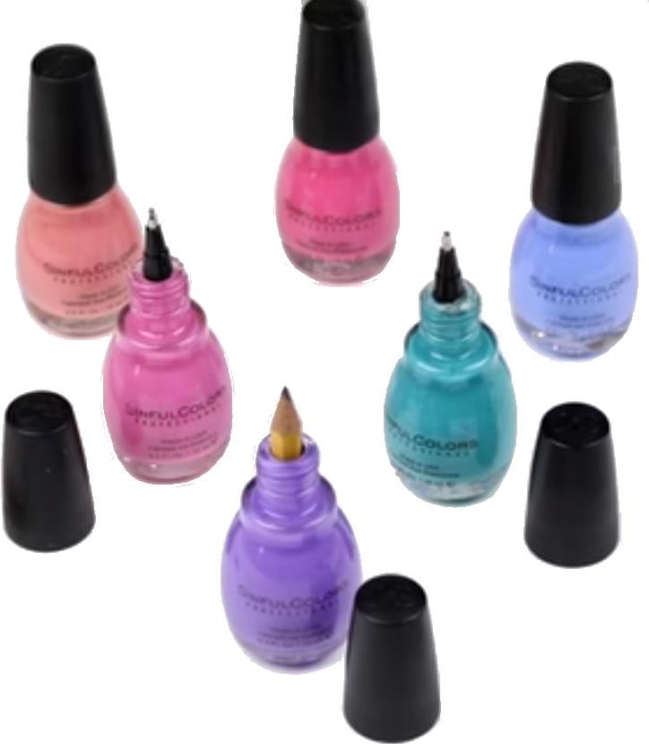 Crafts With Nail Polish Bottles | DIY School Supplies | Pens & Pencils Ideas