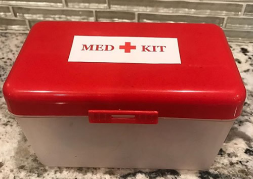 Fortnite med kit party favors