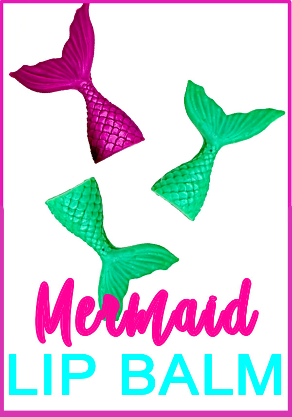 kids mermaid party favors