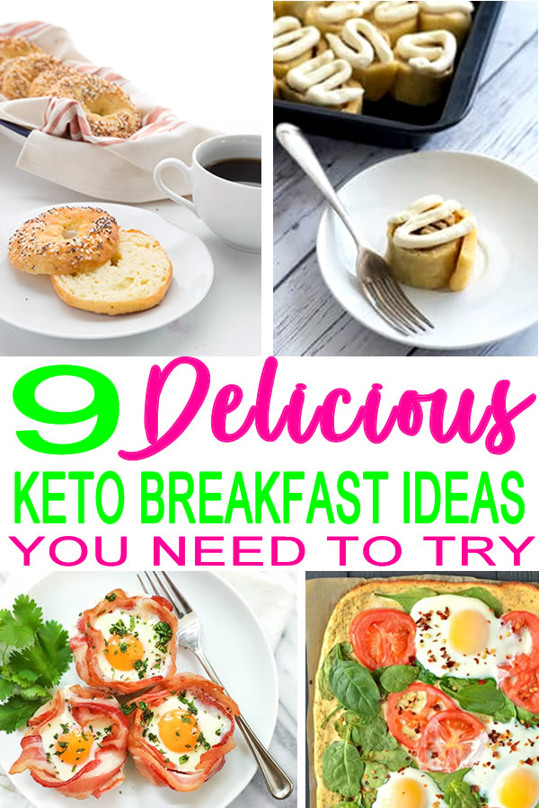 9 Beyond Delicious Keto Breakfast Recipes To Help You Burn Fat