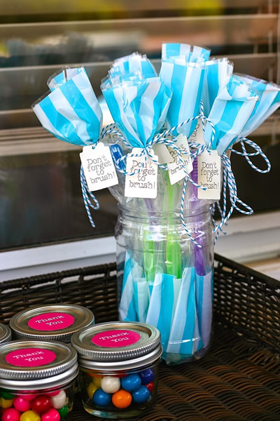pajama party favors for kids