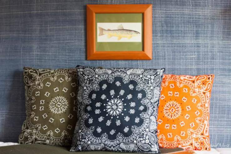 DIY Dollar Store Hack _ Pillow Project
