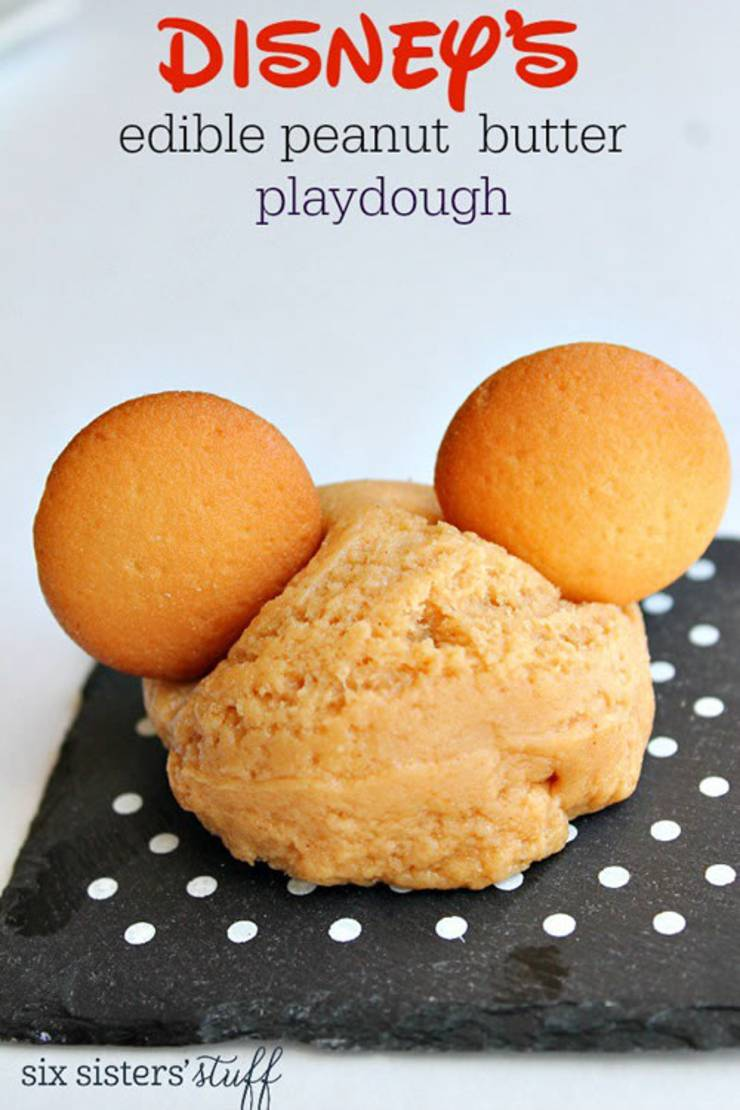Disney-Mickey-Mouse-Edible-Peanut-Butter-Playdough