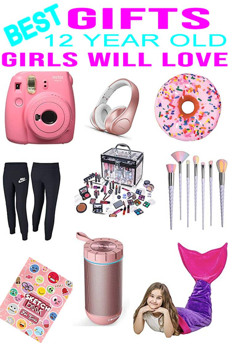 best gifts 12 year old girls will love