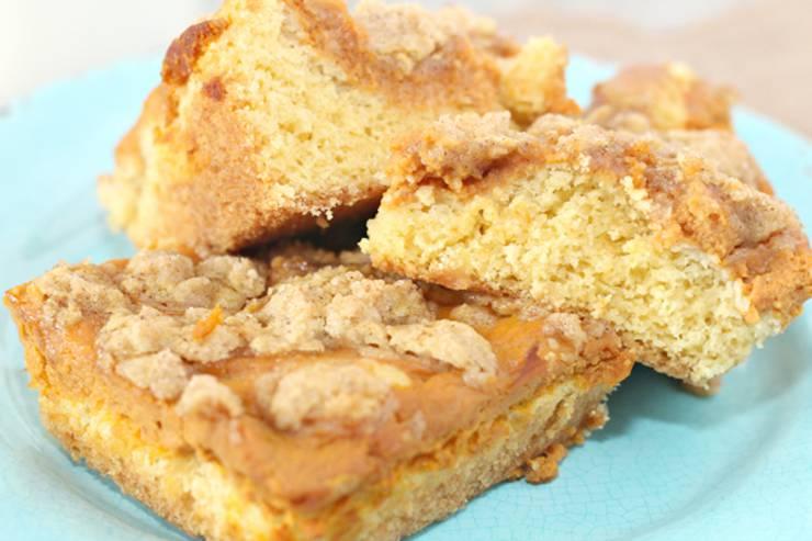 Pumpkin Pie Bars_Easy Homemade Dessert Recipe_DIY Pumpkin Pie Squares 4