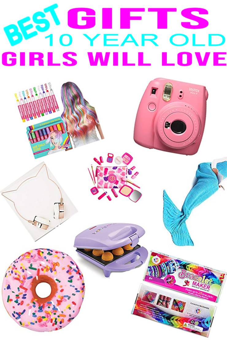 Best Gifts 10 Year Old Girls Will Love