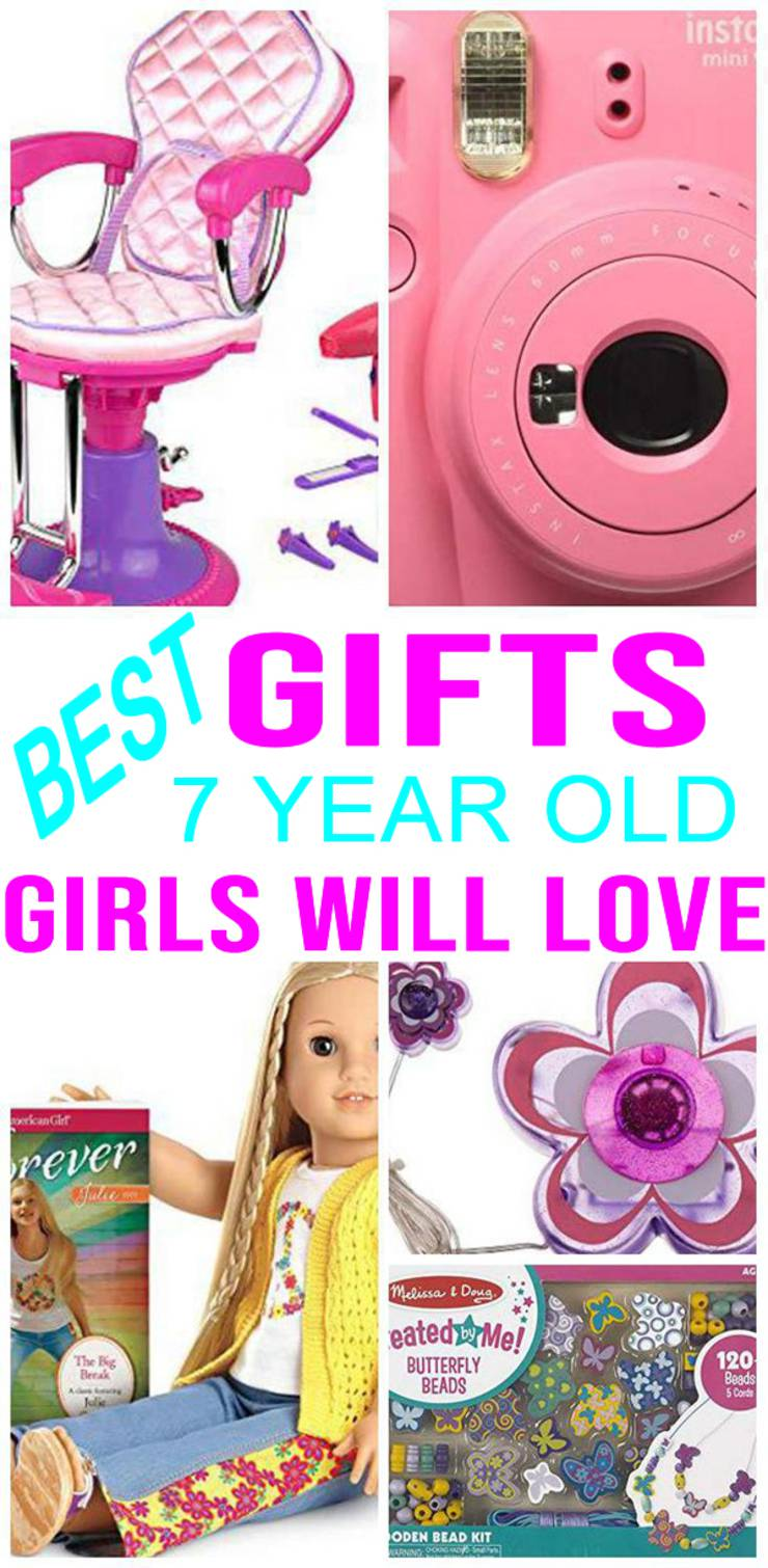 Best Gifts 7 Year Old Girls