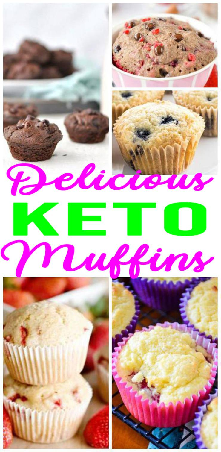 keto muffins_low carb keto muffin ideas_keto recipes for the best muffins