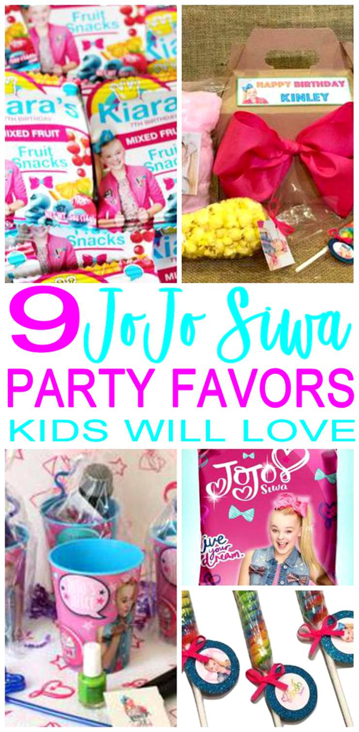 444e8a9c162 BEST Jo Jo Siwa Party Favors