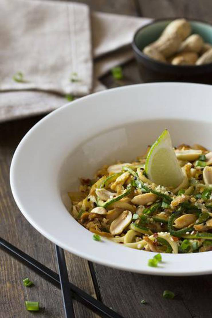 Chicken Peanut Pad Thai