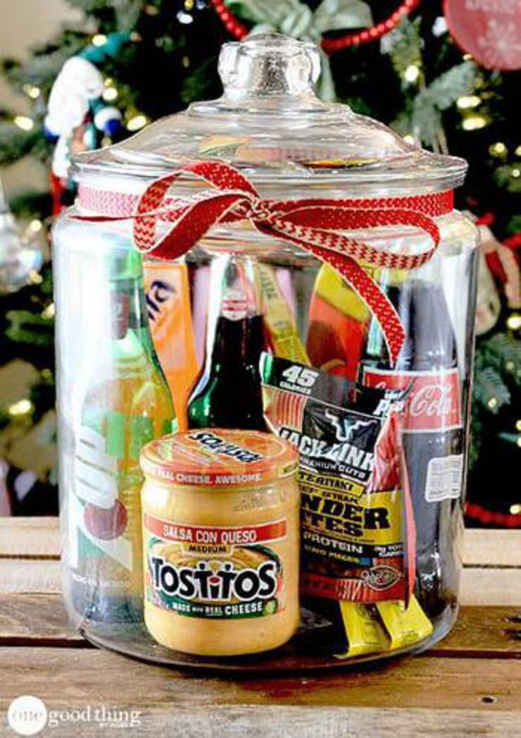 Best Christmas Gift Baskets Easy Diy Christmas Gift