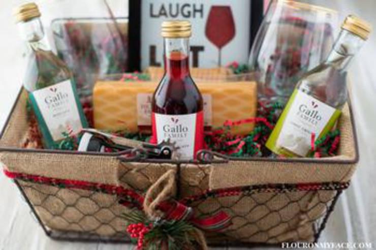Best Christmas Gift Baskets.Best Christmas Gift Baskets Easy Diy Christmas Gift Basket