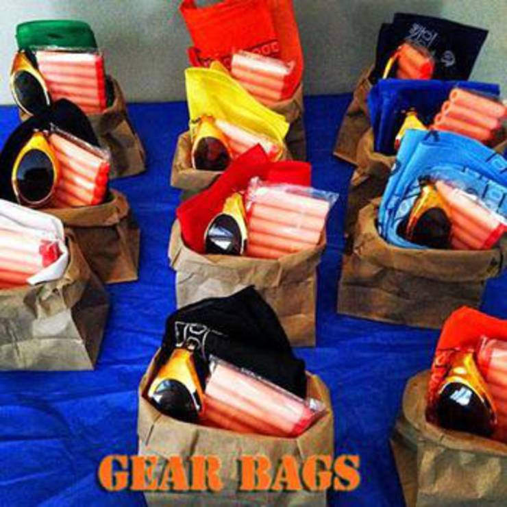 Easy Nerf Party Favors