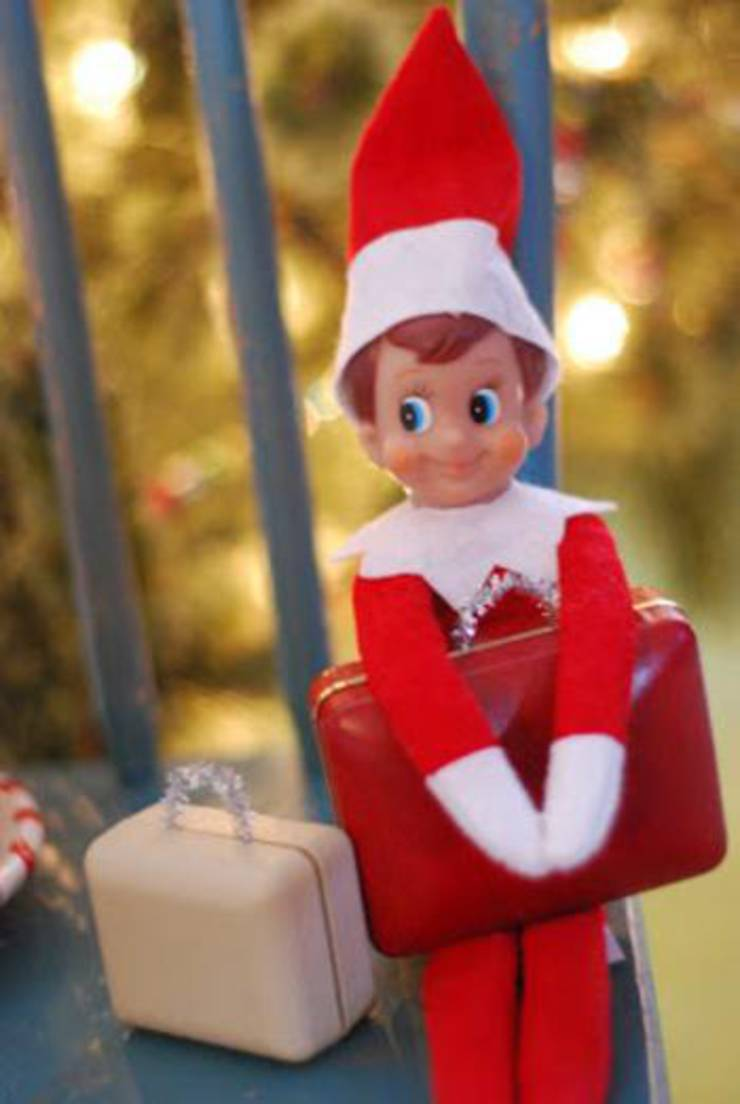 BEST Elf On The Shelf Ideas! Ideas For Kids That Are Easy