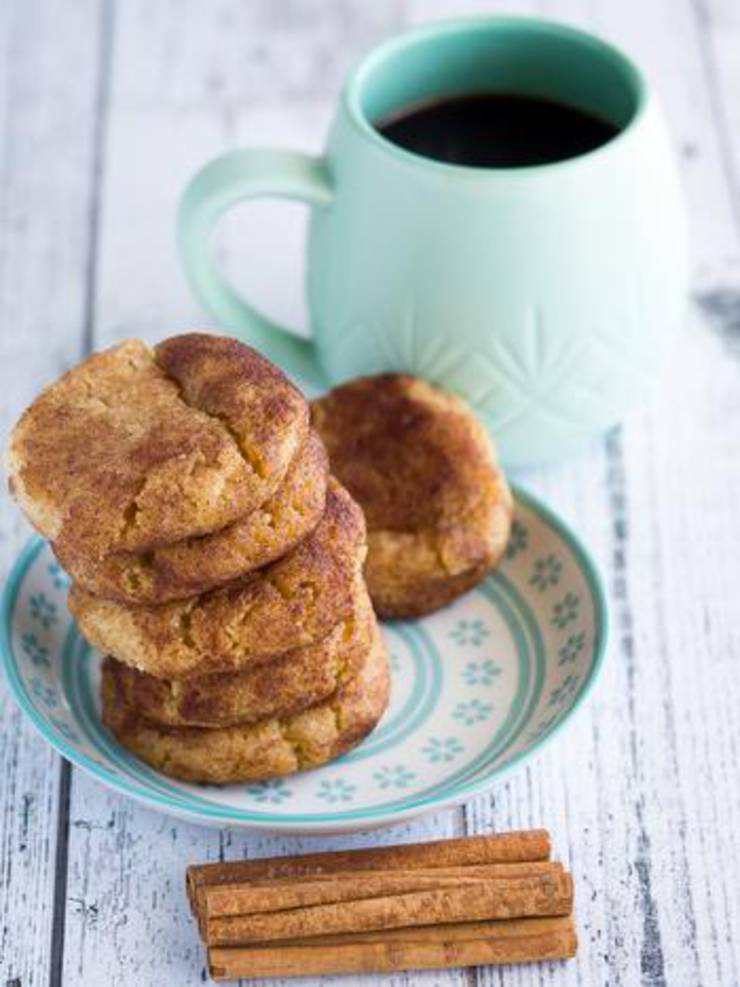 Keto Cinnamon French Toast Cookie